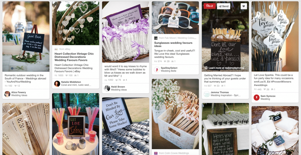 9-top-tips-to-nail-your-outdoor-wedding-theme-Favours