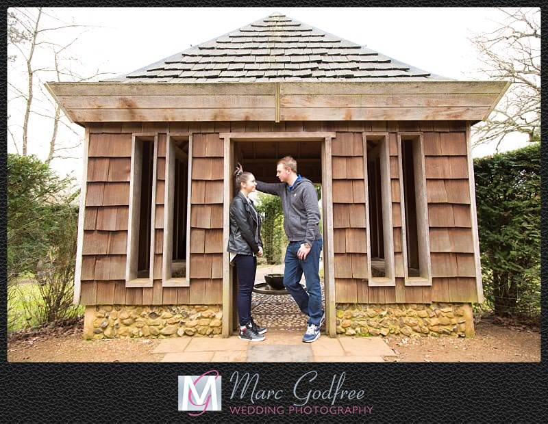 Hylands House Engagement Session-6