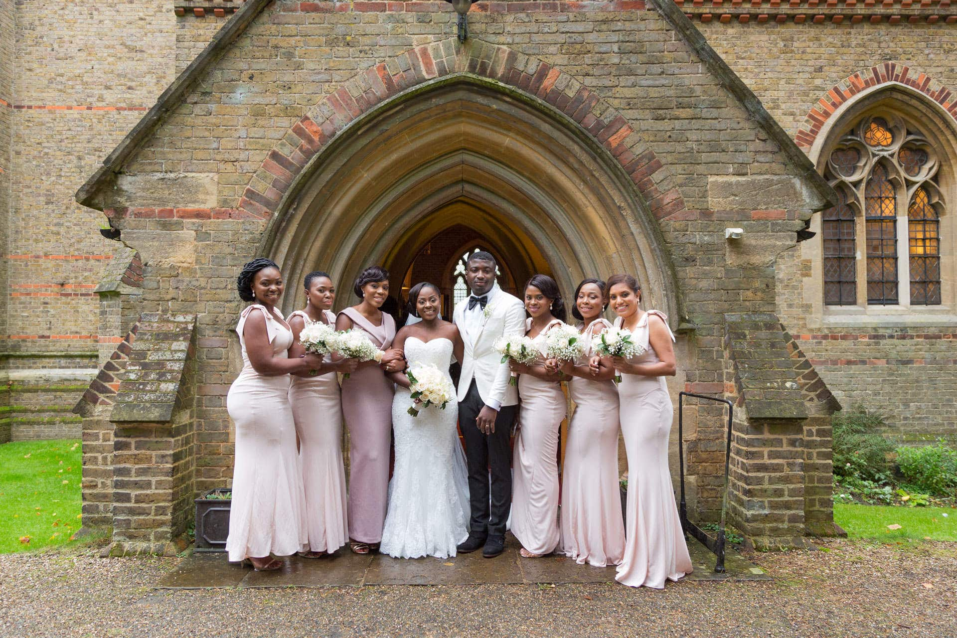 Barbara & Ade's Hylands House Wedding Day-1