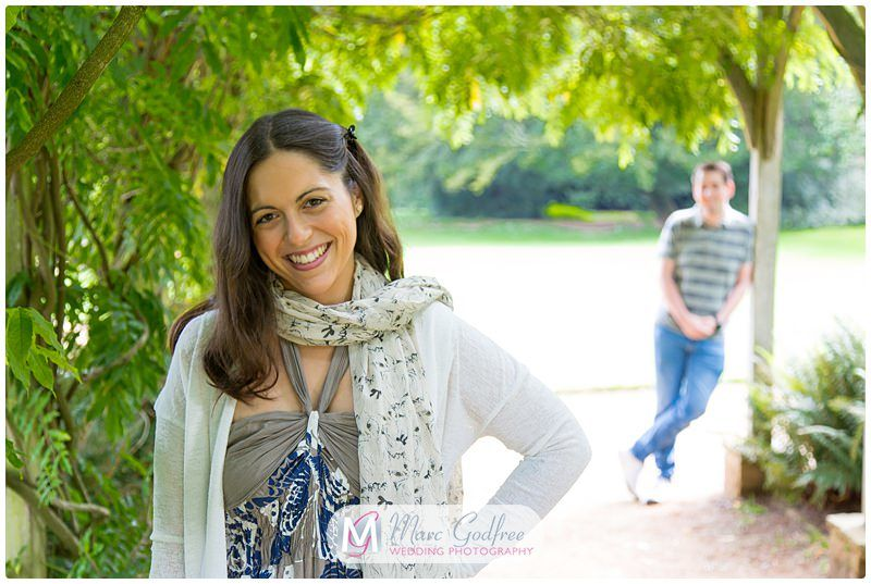 Hylands House Engagement Session with Maria & Michael-1