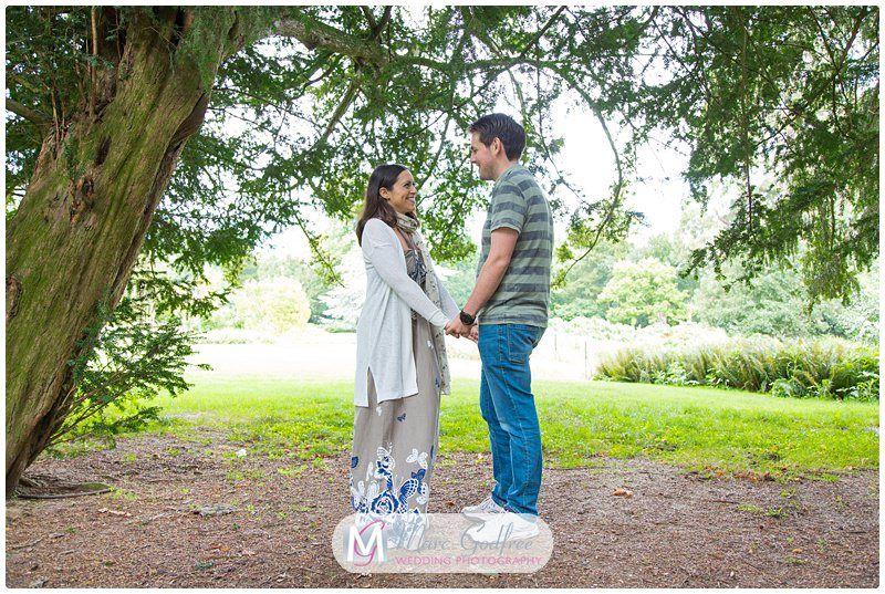 Hylands House Engagement Session with Maria & Michael-3