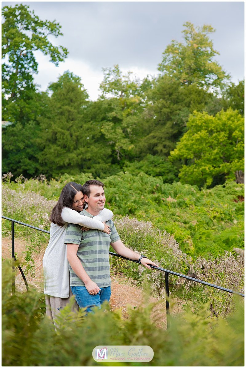 Hylands House Engagement Session with Maria & Michael-4