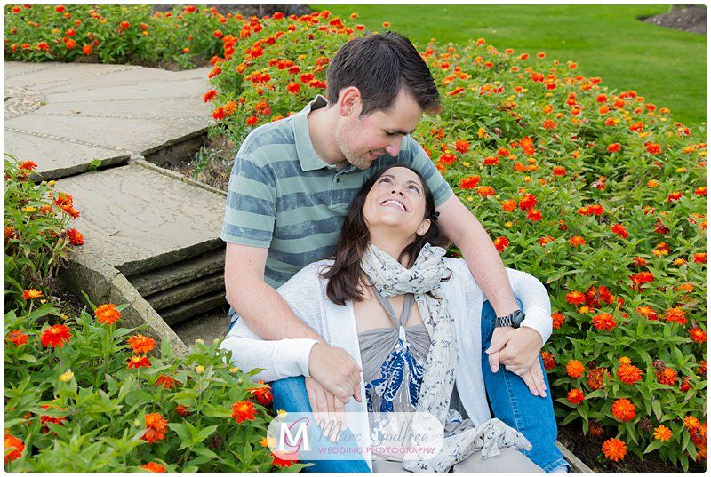 Hylands House Engagement Session with Maria & Michael-6