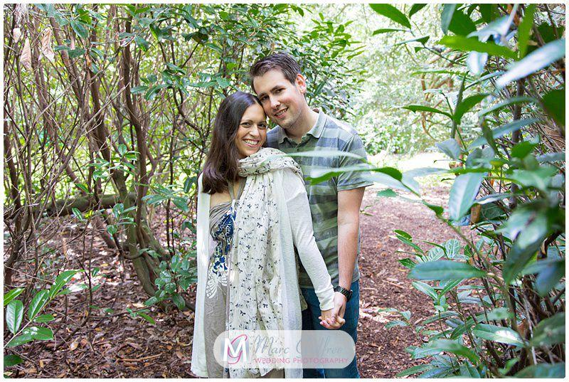 Hylands House Engagement Session with Maria & Michael-7