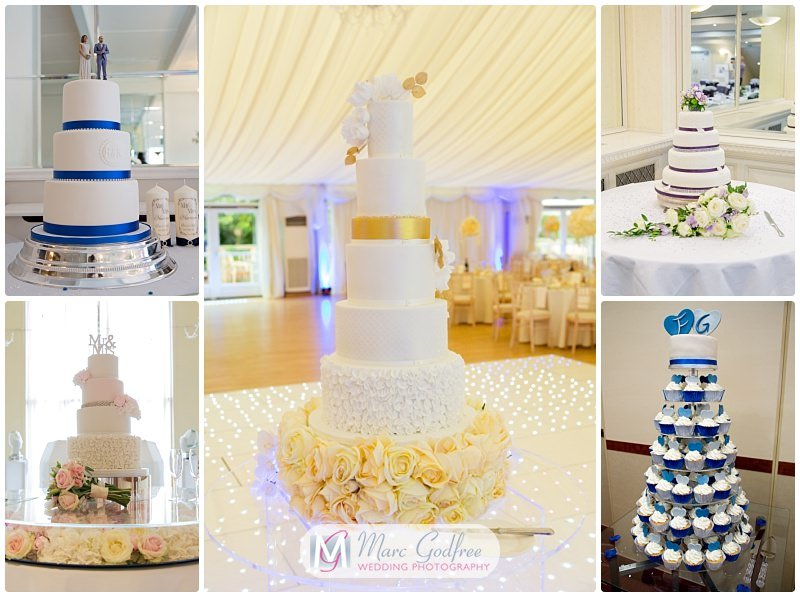 Wedding Trends 2018 Cake