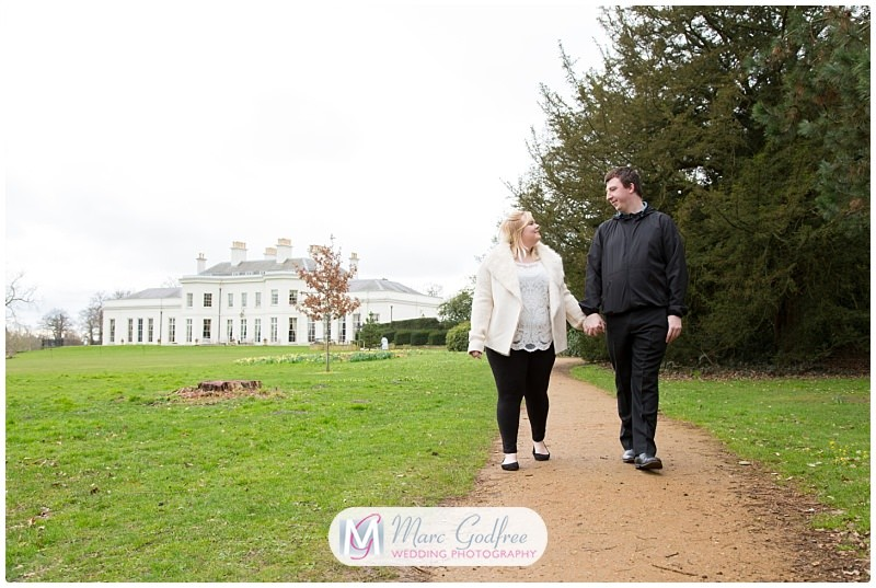 Hylands House Engagement Session with Katie & Stuart-7