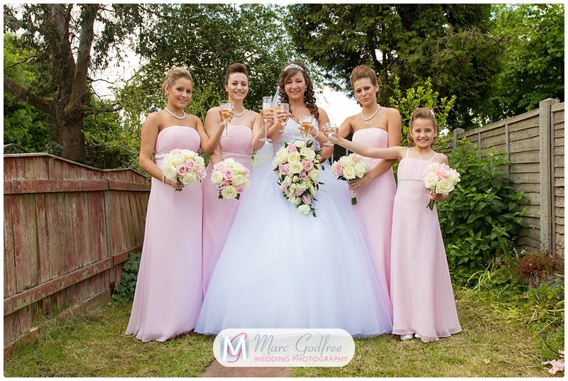 Wedding party roles-Bridesmaids
