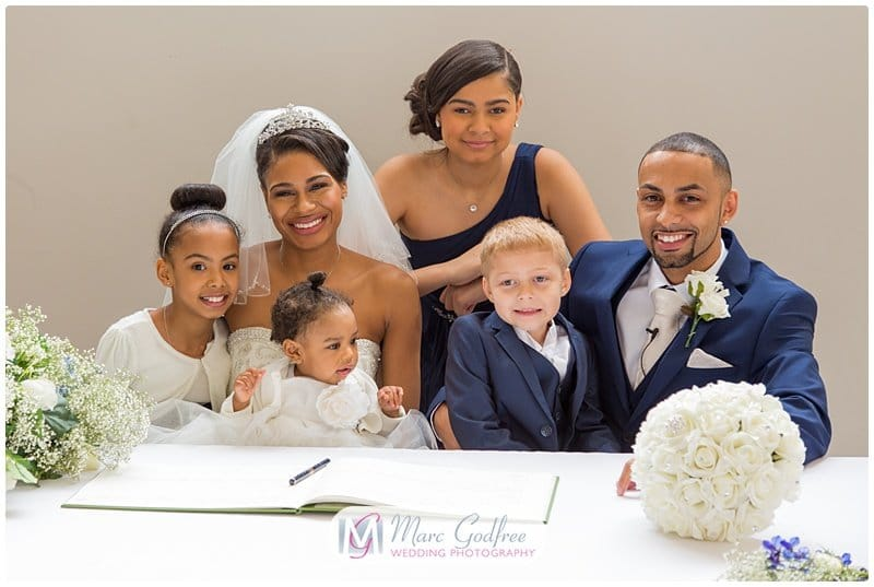 Wedding party roles-Flower Girls and Page Boys