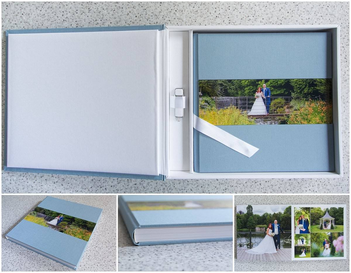 Wedding albums by Marc Godfree Wedding Photography