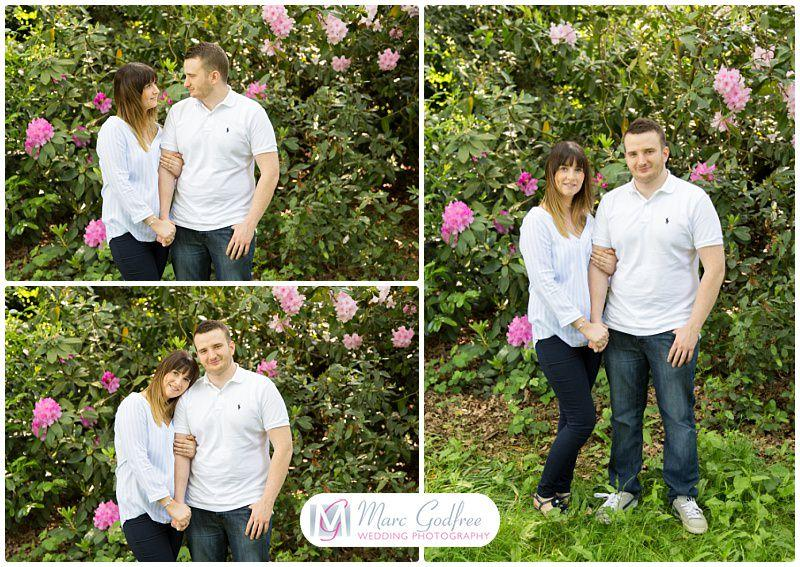 Amy & Sean's Chelmsford Hylands Park Engagement Session-8