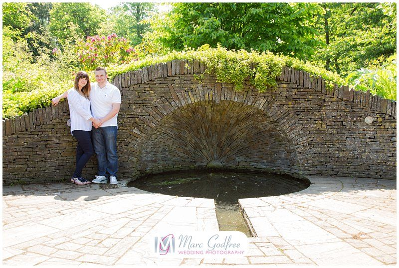 Amy & Sean's Chelmsford Hylands Park Engagement Session-9