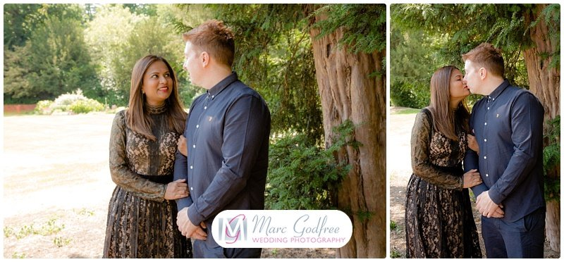 Hylands Park pre-wedding session with Asha & Dan-1