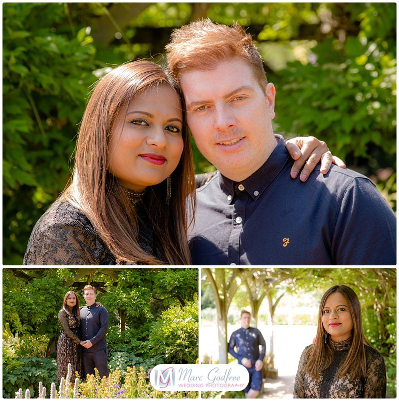 Hylands Park pre-wedding session with Asha & Dan-2