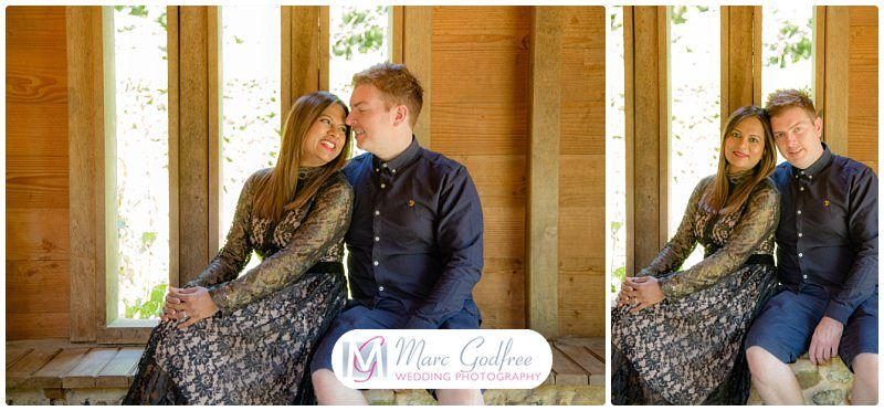 Hylands Park pre-wedding session with Asha & Dan-4