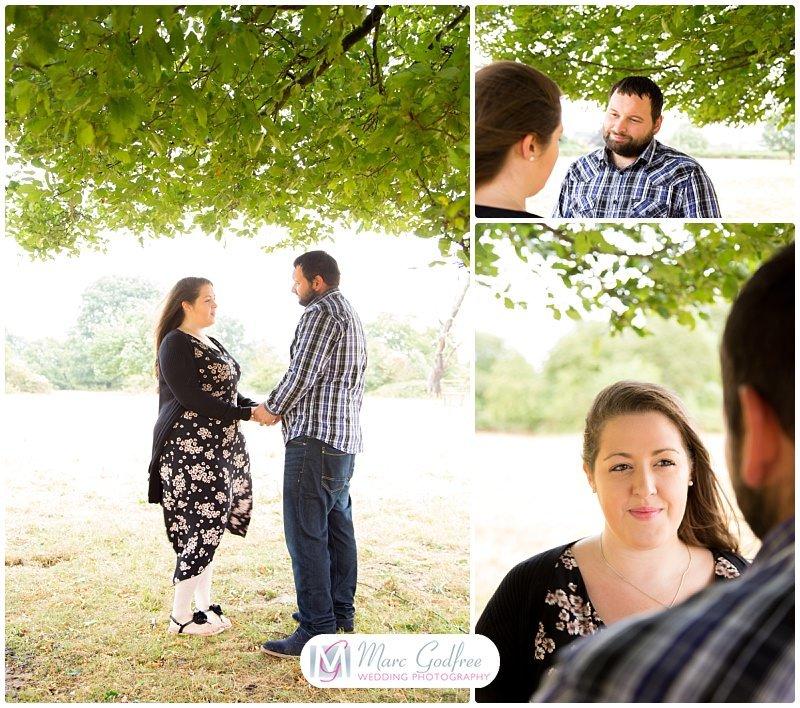 Hatfield Forest Pre-wedding Session-3