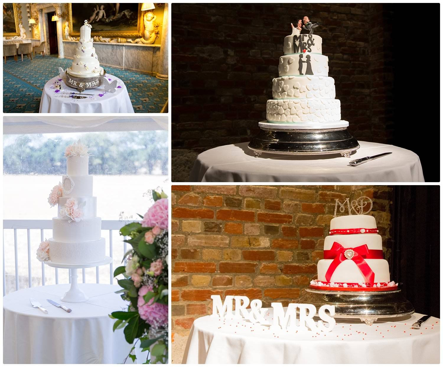 Top tips for choosing your wedding cake-Weather