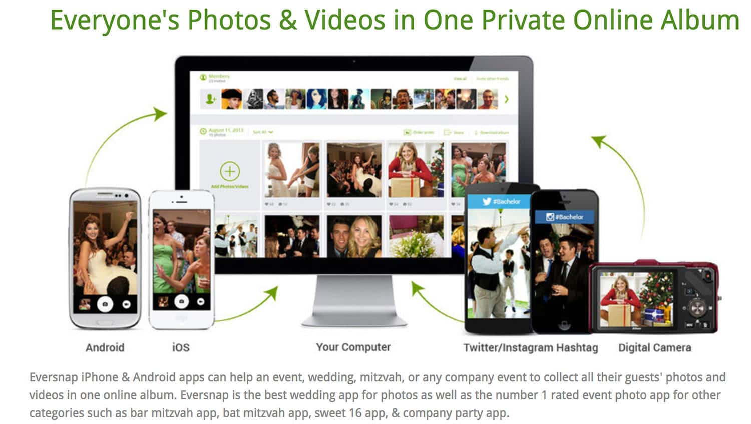 Wedding Planning Apps To Use During The Digital Age Wedding-Snap