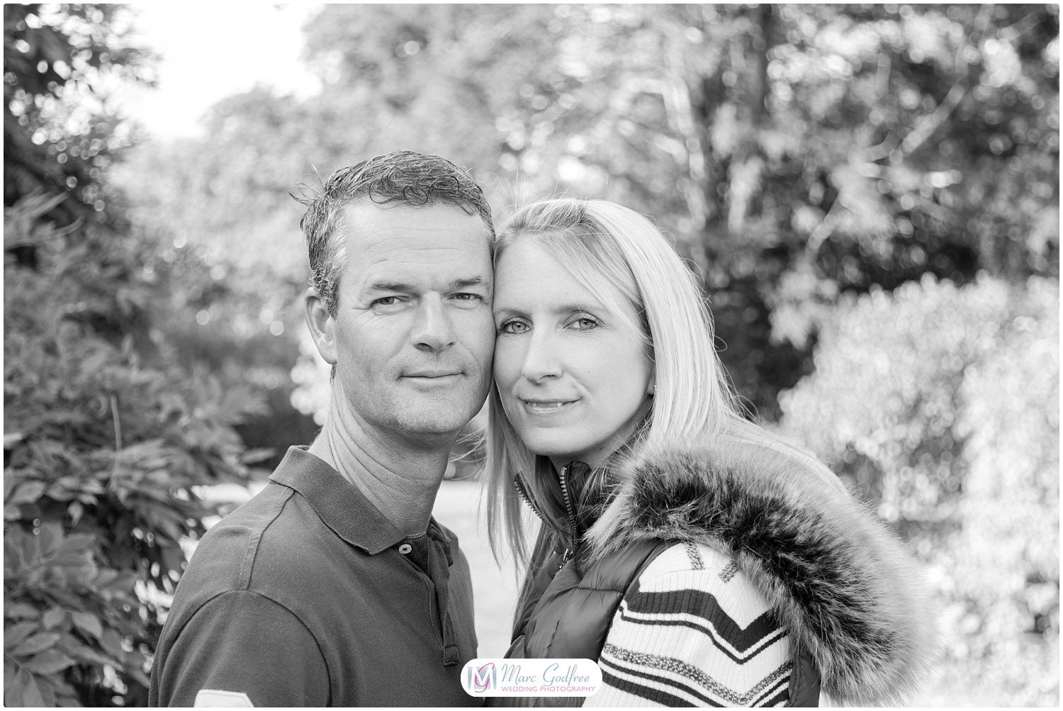 Engagement Photography at Hylands House with Emma & Kingsley-3