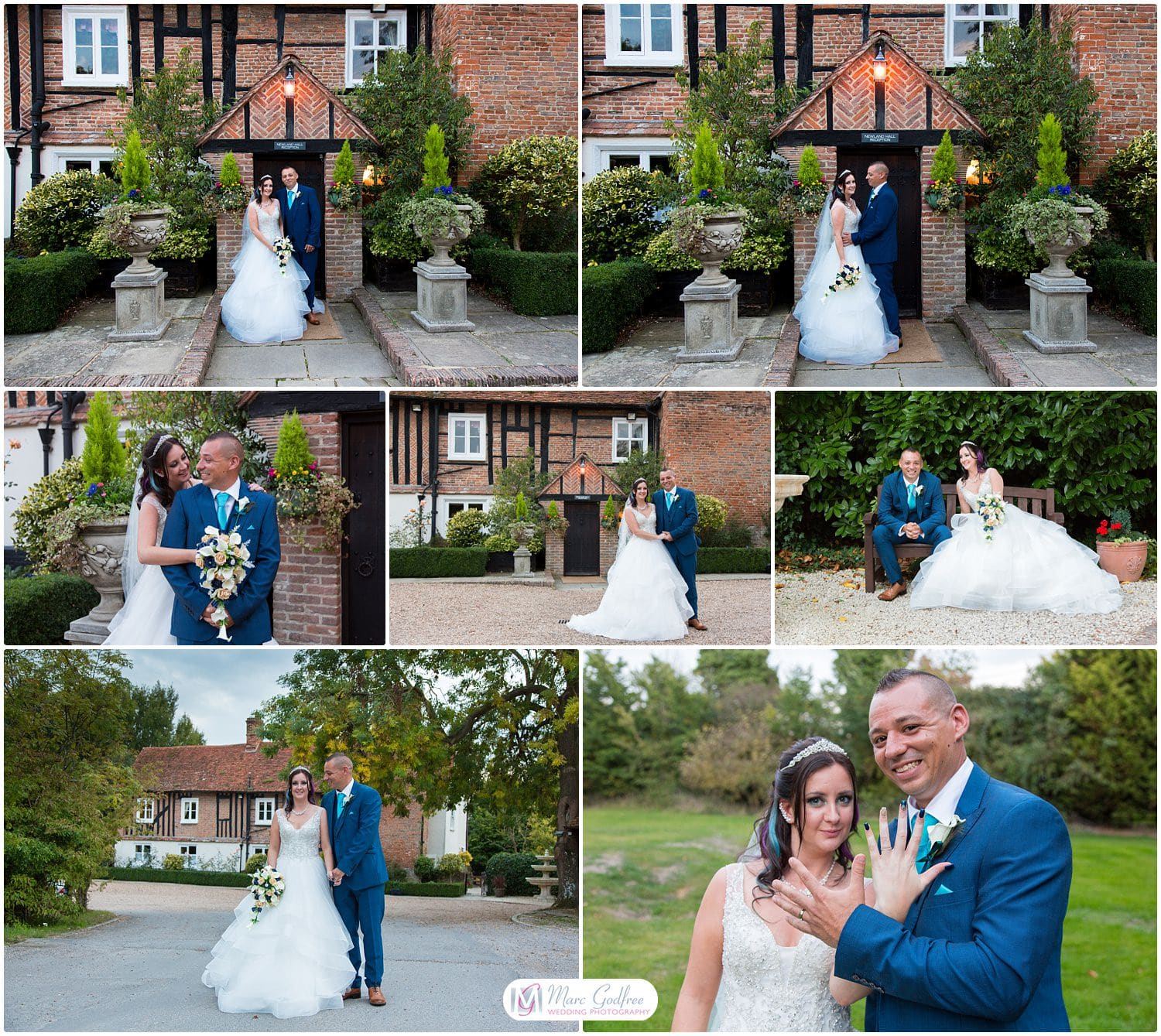 Newland Hall Wedding-9
