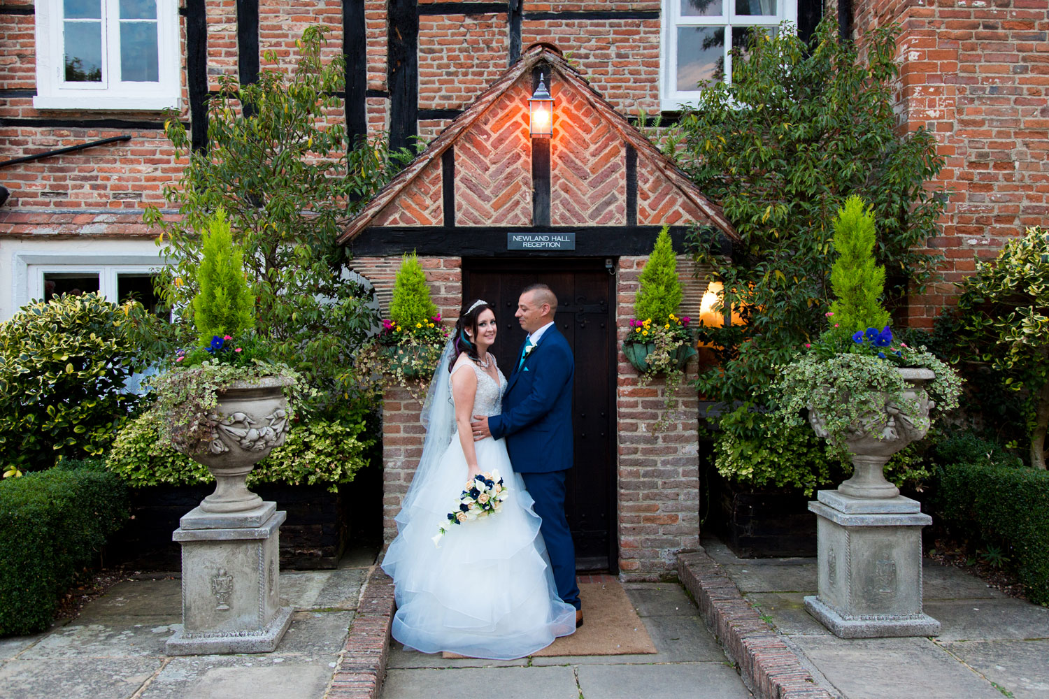 Newland Hall Wedding Claire-Dan-Featured
