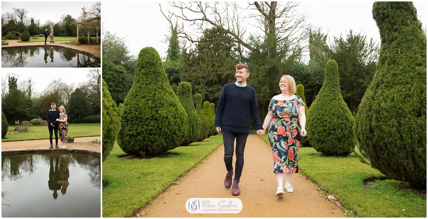 Hylands House - Engagement Sessions-1