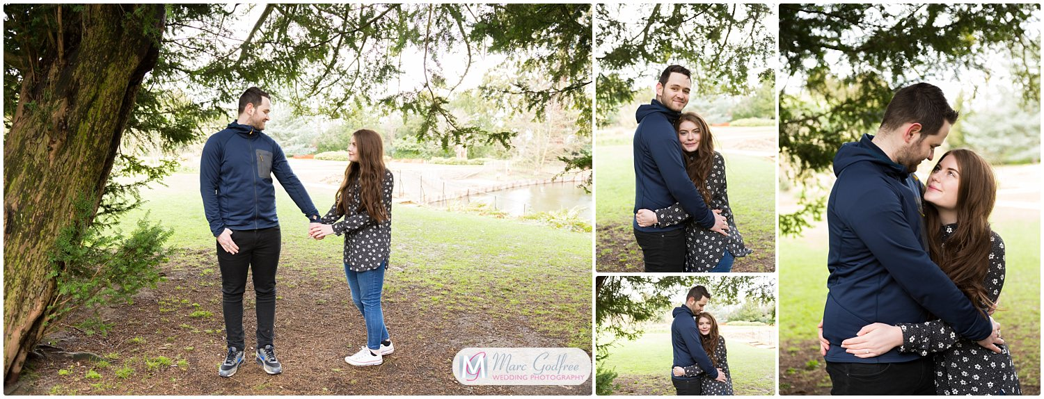 Sophie & Dan's Pre-wedding Session at Hylands House-1