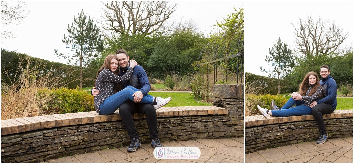 Sophie & Dan's Pre-wedding Session at Hylands House-7