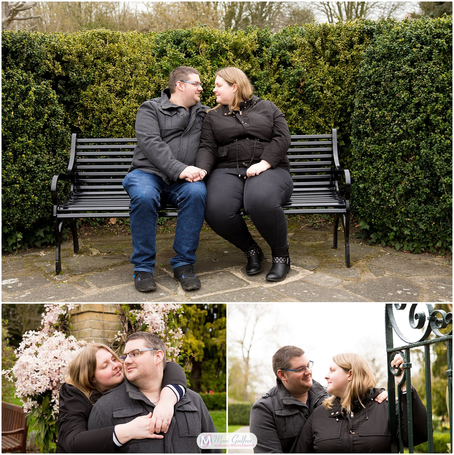 Pre-wedding Session at Danson Park-1