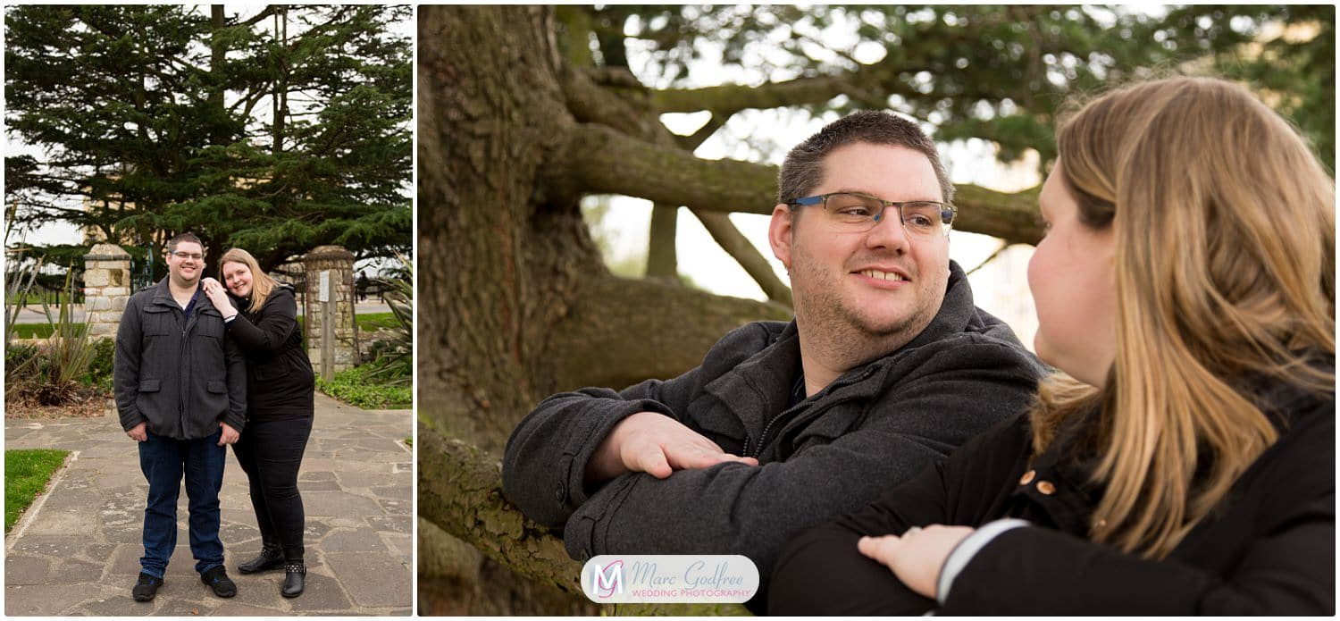 Pre-wedding Session at Danson Park-6