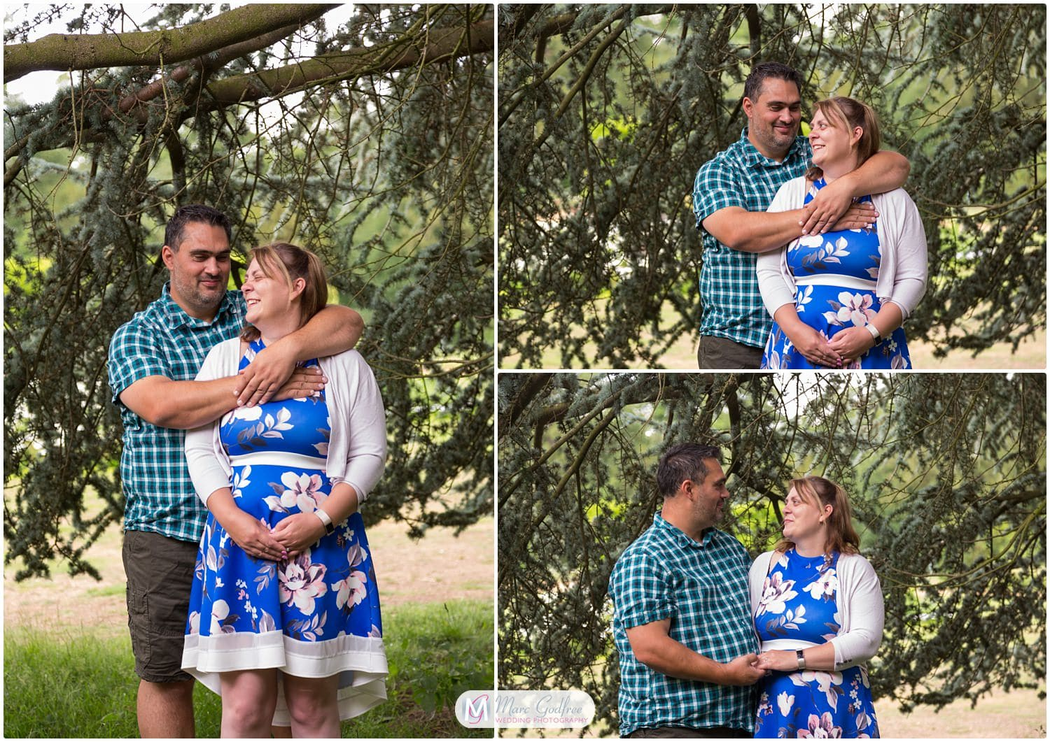 Hylands Park Pre-wedding Session with Dawn & Shuan-5
