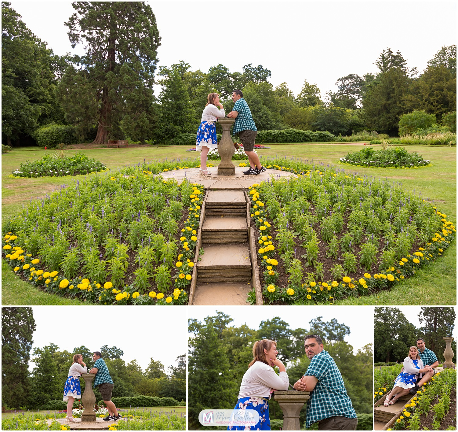 Hylands Park Pre-wedding Session with Dawn & Shuan-6