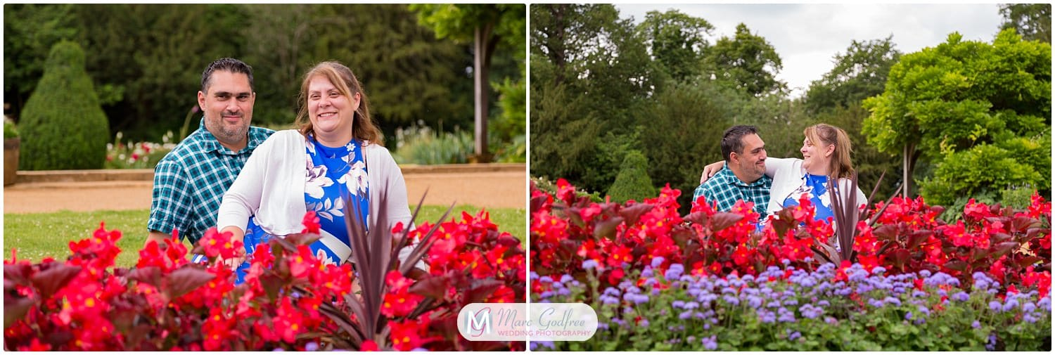 Hylands Park Pre-wedding Session with Dawn & Shuan-7