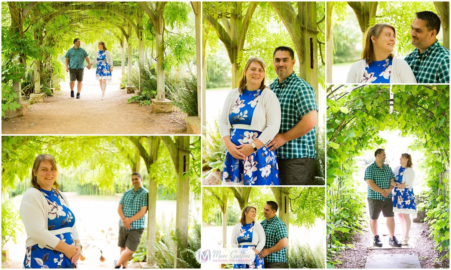 Hylands Park Pre-wedding Session with Dawn & Shuan-8