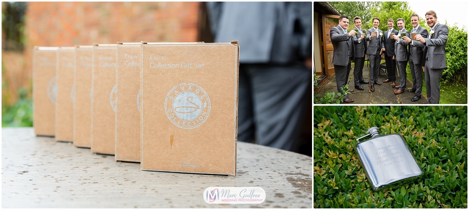 wedding planning guide for grooms-Gifts