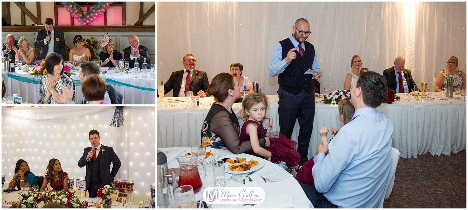 wedding planning guide for grooms-Speeches