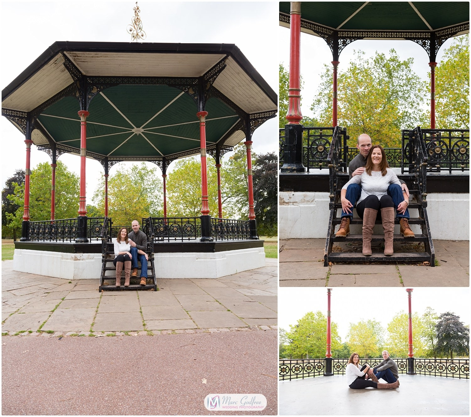 Emma & Darrens Greenwich Park Pre-Wedding Session-10