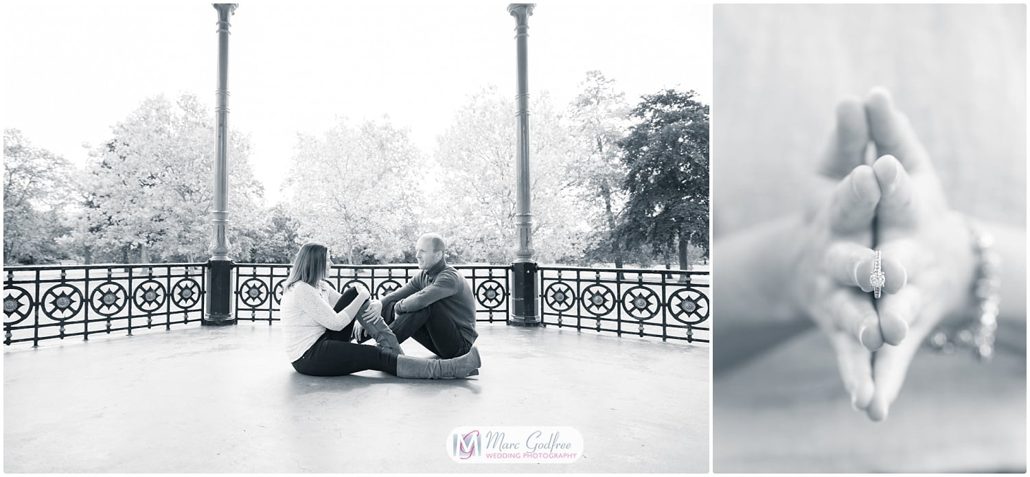 Emma & Darrens Greenwich Park Pre-Wedding Session-11