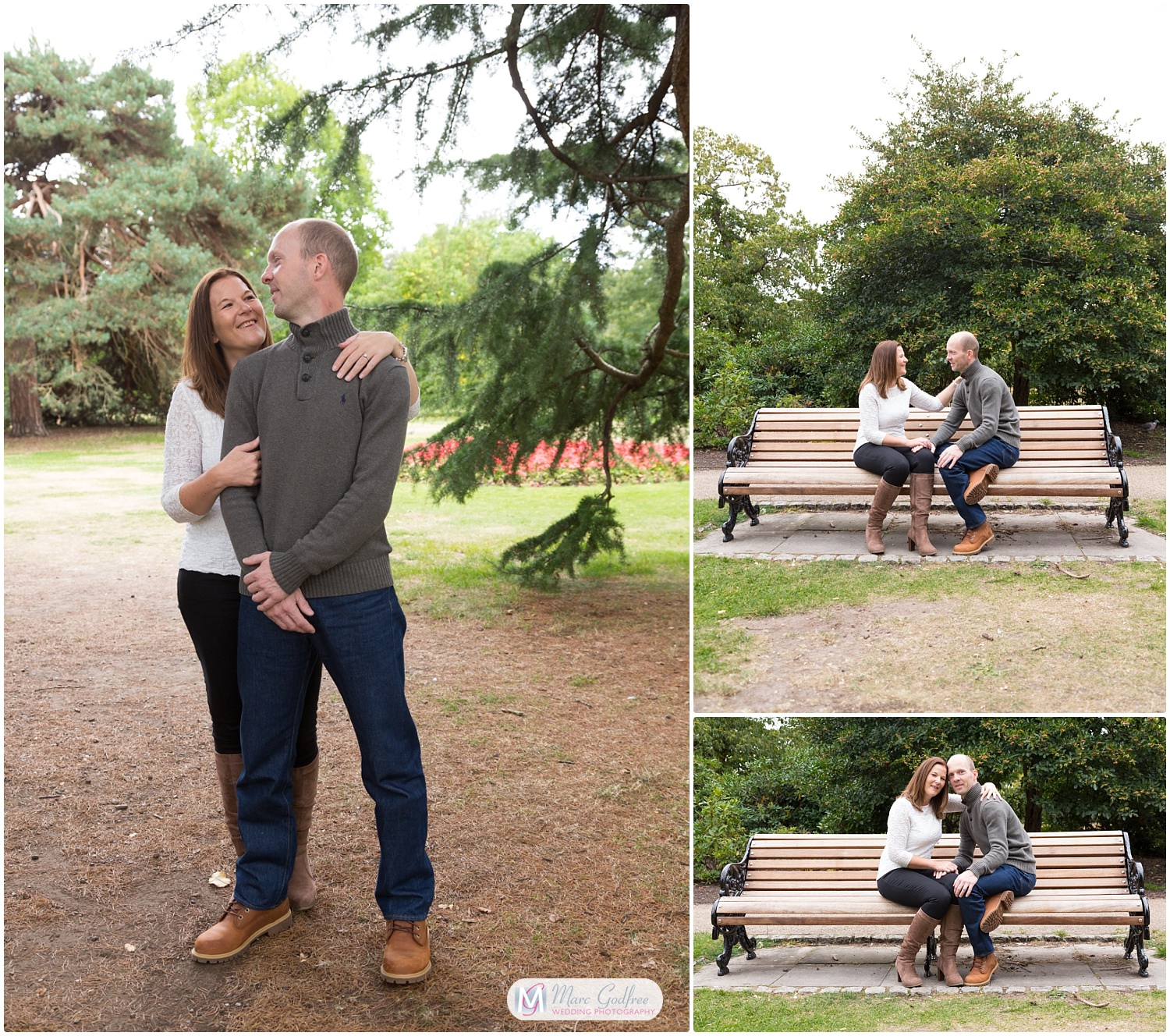 Emma & Darrens Greenwich Park Pre-Wedding Session-3
