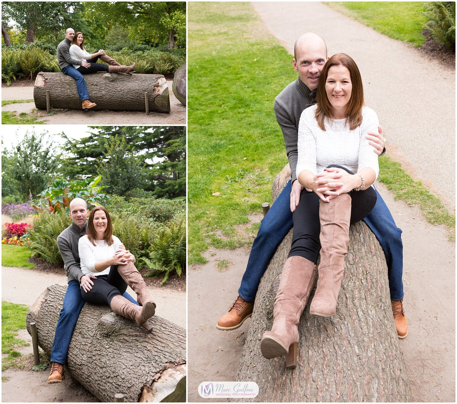 Emma & Darrens Greenwich Park Pre-Wedding Session-4