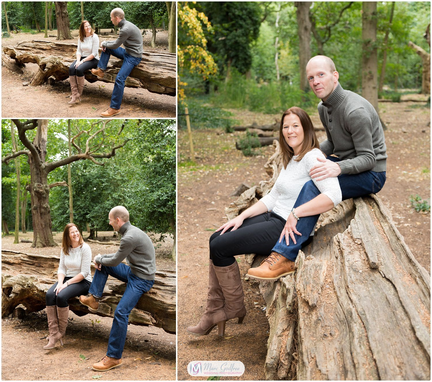 Emma & Darrens Greenwich Park Pre-Wedding Session-7
