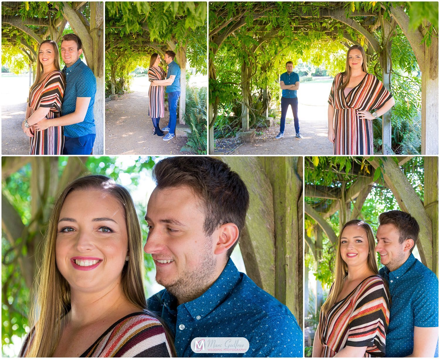 Hylands Park Engagement with Monika & Michael-3