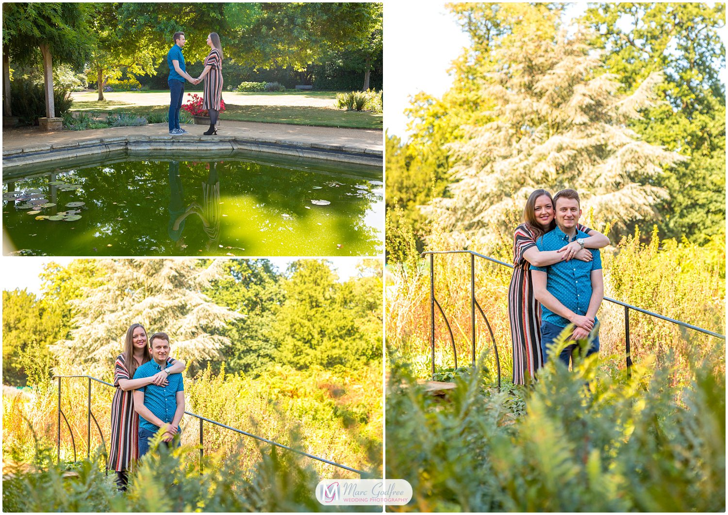 Hylands Park Engagement with Monika & Michael-4