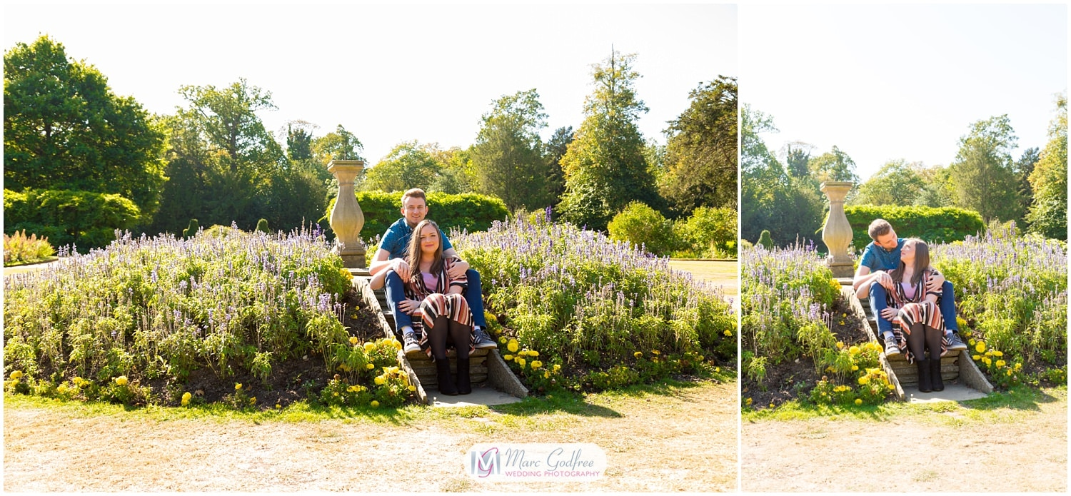 Hylands Park Engagement with Monika & Michael-7