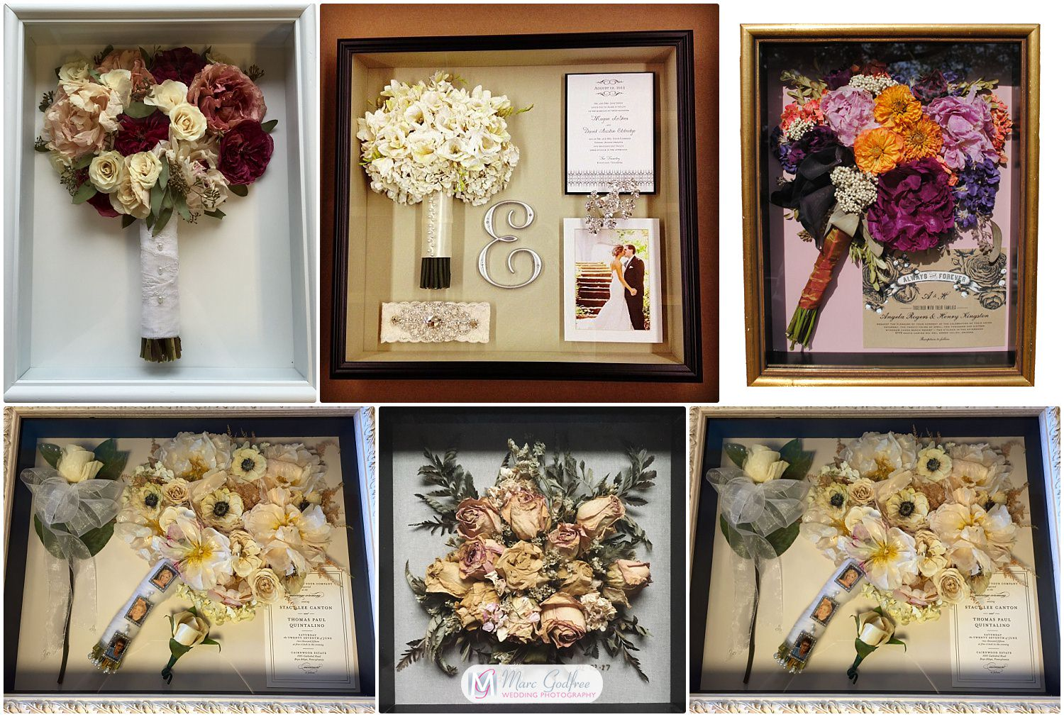 Post wedding flower ideas-dried