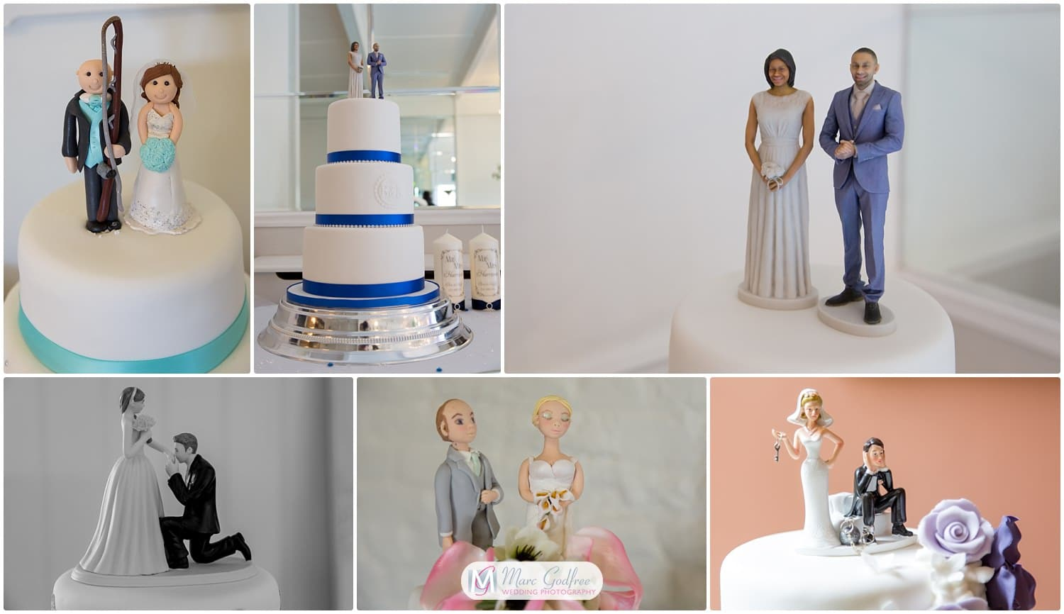 Wedding cake centre piece ideas you'll love-classic figurines