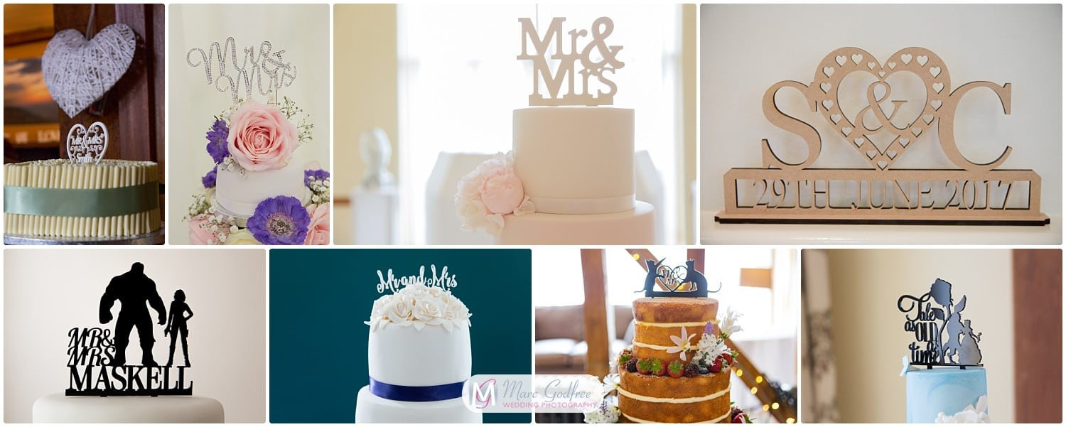 Wedding cake centre piece ideas you'll love-laser toppers