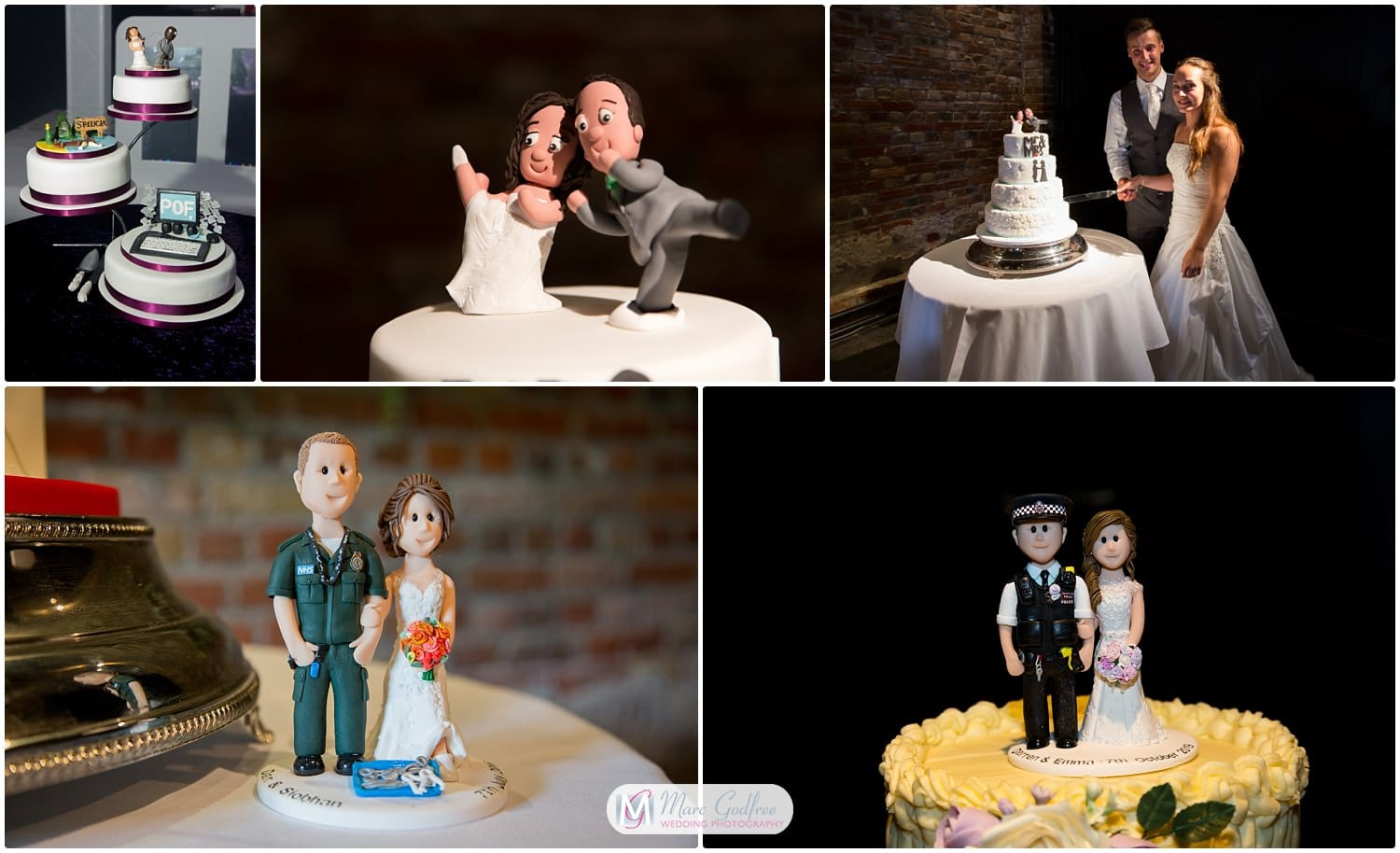 Wedding cake centre piece ideas you'll love-personalised